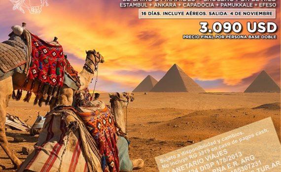 EGIPTO CON TURQUIA